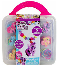 My Little Pony Necklace Activity Set Mix and match the colorful beads
