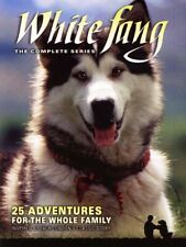 WHITE FANG - THE COMPLETE SERIES (BOXSET) (DVD)