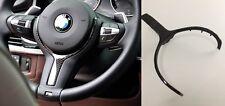 BMW F20 F22 F30 F32 F36 F06 F13 X5 F15. M-Sport Carbon Fibre Steering Wheel Trim