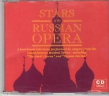 (BW652) Stars of the Russian Opera, 4 tracks - 1994 CD