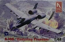 Hobby Craft 1/48 A10A  USAF Enduring Freedom Aircraft New 1412