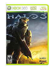 HALO 3 ESSENTIALS (Microsoft Xbox 360, 2007)
