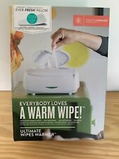 A WARM WIPE! Prince Lionheart Ultimate Anti-Microbial Wipes Warmer - NIB