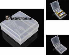 2 Cell 16340/CR123A Battery Case Box Holder Storage for 2pcs CR123A/16340/CR2 A