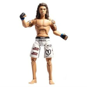 UFC CLAY GUIDA Action Figure Cage Wrestling Fighter '' THE CARPENTER '' Series 6