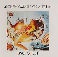 DIRE STRAITS - ALCHEMY: REMASTERED 2CD ALBUM SET (1996)