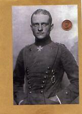 REPRO FOTO MANFRED VON RICHTHOFEN PILOT SOLDAT 1. WELTKRIEG ROTER BARON 1. WK