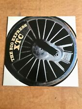 XTC - THE BIG EXPRESS - BRITISH POST PUNK ,NEW WAVE GROUP - ANDY PARTRIDGE!