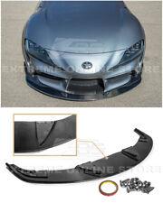 For 20 Up Toyota Supra A90 Artisan Spirit Carbon Fiber Front Bumper Lip Splitter Fits Toyota Supra
