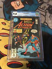 ACTION COMICS CGC 9.0 NM 1st App VIXEN Superman Batman Justice League Aquaman