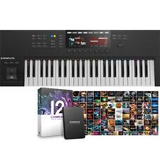 Native Instruments Komplete Kontrol S49 Mk2 & Komplete 12 Ultimate Software