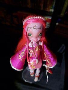 OOAK Equestria Girls Pinkie Pie Monster High Hybrid - Japanese Chinese Doll