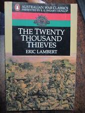 20000 Thousand Thieves Battle of El Alamein 2 Machine Gun Battalion book