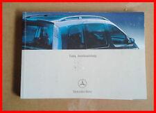 Mercedes-Benz Fans Bedienungsanleitungen