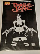 Painkiller Jane #3 Dynamite Entertainment Comics Special Edition VARIANT COVER