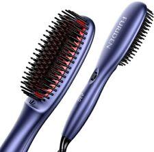 Straightening Brush, FURIDEN Hair Straightening Brush Women