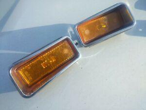 Fiat 124 & X-1/9    1974  1975  1976  1977  1978  1979  Side Marker light