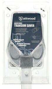 Attwood SP-400-RB Transom Saver Adjustable Motor Support Bracket Trailer (70-D)