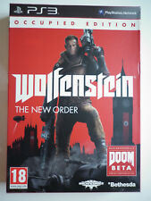 "Wolfenstein The New Order Occupied Edition Jeu Vidéo ""PS3"" Playstation 3"