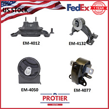 Engine & Trans Mount Set for 2011-2015 Chrysler Town & Country 3.6L Auto