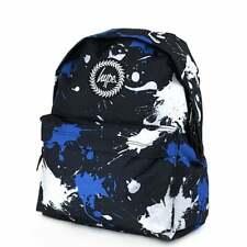 HYPE Splatter Backpack Black/White/Blue BTS19005 HYPE Schoolbag