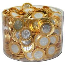 (19,91€/1kg) Milch-Schokoladen Euro-Münzen Schokoladen-Taler 370 Stk