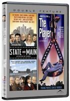 STATE AND MAIN/THE PLAYER (DOUBLE FEATURE) (BILINGUAL) (DVD)