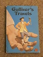 VINTAGE LADYBIRD BOOK  GULLIVERS TRAVELS  SERIES 740 1ST EDITION