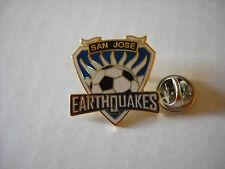 a1 EARTHQUAKES SAN JOSE FC club football pins stati uniti united states usa
