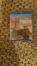 Space Battleship Yamato Blu Ray brand new sealed