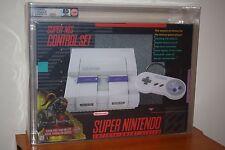 Super Nintendo SNES Console Killer Instinct Control Set Bundle NEW MINT VGA Q85!