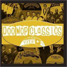Various Artists - Doo-Wop Classics Vol. 4 / Vita Records [New CD] Manufactured O