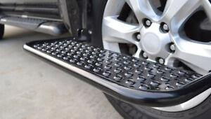 Bushranger QuickStep Anti Slip Tread Plate Wheel Step 51X00/A