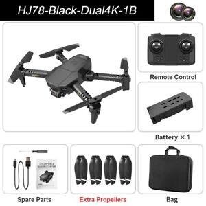 2021 New Hj78 Mini Drone Camera 4k 1080P Hd Profesional Camera Altitude