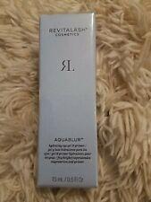 RevitaLash AquaBlur Hydrating Eye Gel & Primer .5 Fl Oz / 15 mL NEW SEALED BOX