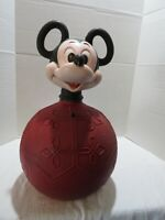 VTG HOPPITY MICKY MOUSE BOUNCH TOY MANF BY SUN PROD FOR WALT DISNEY 1970s