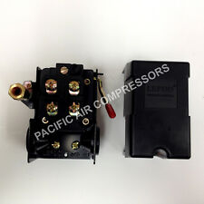 Central Pneumatic Universal 4 Port Pressure Switch For Model 67847