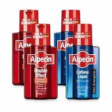 2 x Starter Pack - Alpecin Men's Double Effect Shampoo + Caffeine Liquid