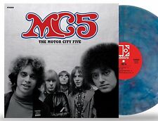 "MC5 Motor City COLORED VINYL 12"" LP RECORD Run Out Groove Limited Numbered 2184"