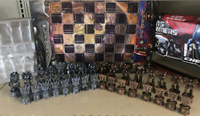 Transformers Chess Set Hasbro Parker Brothers Game 2006