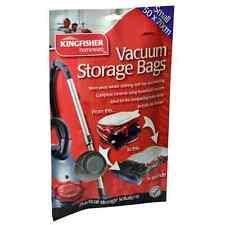 Bolsas de almacenamiento al vacío, pequeño 50cmx70cm ideal para el almacenamiento de ropa! 3 Pack, VBS