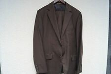 ESPRIT Collection Boston fit Heren Men Anzug Sakko Jacke Blazer Hose Gr.48 braun