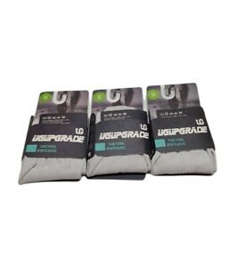 UGUpgrade 3 Pack Functional Cycling Socks S  Unisex Mens 4.5-6.5 Womens 6-8