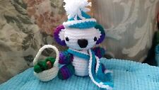 Koala Bear Picnic - Kiefer - handcrafted amigurumi (crocheted)