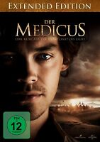 EMMA RIGBY,TOM PAYNE - DER MEDICUS EXTENDED VERSION 2 DVD NEU