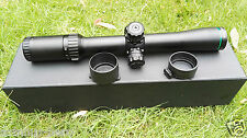 F&N Tactical Hunting Rifle Scope Etched Glass Reticle 2-10x32 IRG/AE Red-Green
