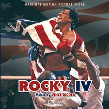 Rocky IV - Complete Score - Limited Edition - Vince DiCola