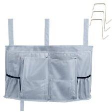 Bedside Caddy - Bedside Storage Organizer Bag for Bunk Beds Sofa 8 Pockets