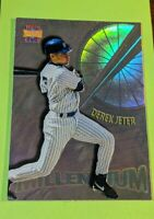 1997 TOPPS STADIUM CLUB MILLENIUM MEMBERS ONLY #M1 DEREK JETER HOF NM-MT