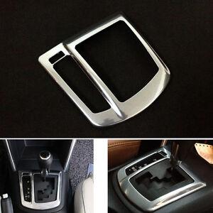For Mazda CX5 CX-5 2012-2014 Chrome Interior Gear Shift Knob Panel Cover Trim